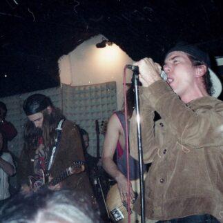 Pearl Jam   18/02/1992 Sorpasso, Milano, Italia