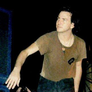 Pearl Jam   12/11/1996 Palaeur, Roma, Italia