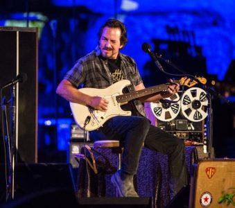 Eddie Vedder | 27.06.2017 Teatro Antico, Taormina (Sicily), Italy