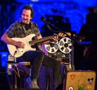 Eddie Vedder | 27/06/2017 Teatro Antico, Taormina