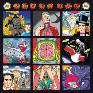 Cover : Backspacer