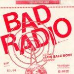 Cover : Bad Radio