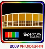 Cover : Philadelphia 2009