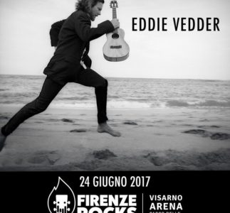 Eddie Vedder live a Firenze il 24 giugno!