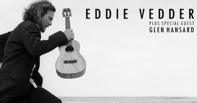 Eddie Vedder announces full European tour