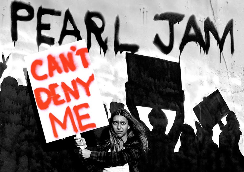Pearl Jam's new track from their forthcoming album is out now