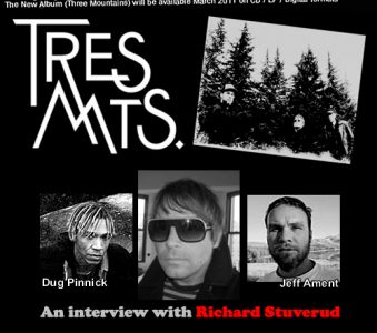From Three Fish to Tres Mts.: Interview with Richard Stuverud