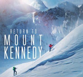 Eddie Vedder contributes unreleased instrumental music to Return to Mount Kennedy