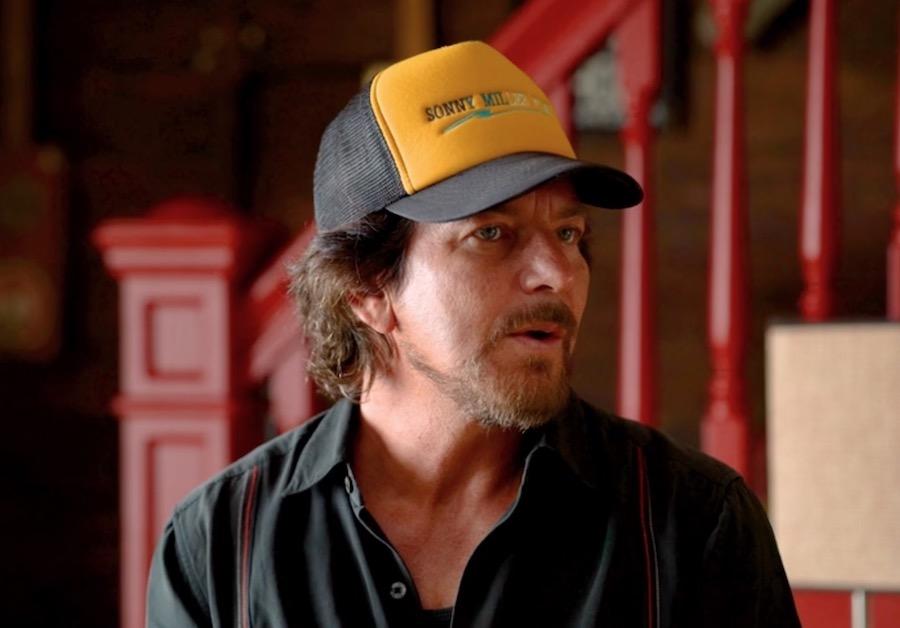 Eddie Vedder contributes unreleased music to Return to Mount