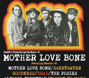 Mother Love Benefit Tribute Concert | 5/5/2018 Neptune Theatre, Seattle, WA