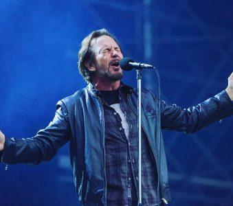 Pearl Jam | 24/06/2018 Stadio Euganeo, Padova – Italia