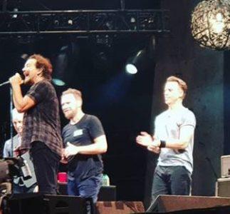 Pearl Jam   05/07/2018 Waldbühne, Berlin – Germany