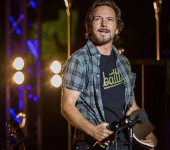 Eddie Vedder suonerà al Global Citizen Festival: Mandela 100 in Sudafrica
