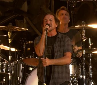 Pearl Jam | 07/07/2018 Rock Werchter Festival, Werchter – Belgium