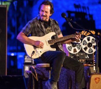 Eddie Vedder è l'headliner dell'Innings Festival 2019