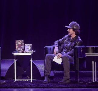Eddie Vedder e Damien Echols: High Magick a Seattle