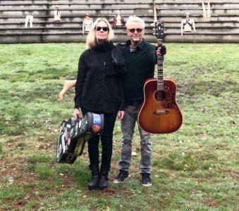 Infinite Color & Sound: il nuovo progetto di Mike McCready e Kate Neckel