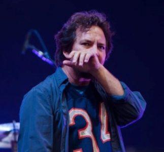 Eddie Vedder a Barolo: un brindisi d'inaugurazione prima del concerto