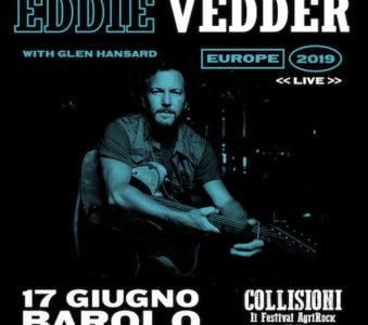 Eddie Vedder live at Collisioni Festival 2019
