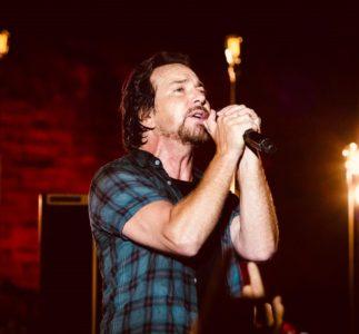 Esclusiva: Bus scontati per i concerti di Eddie Vedder
