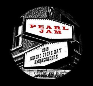 I Pearl Jam sono gli ambasciatori del Record Store Day 2019