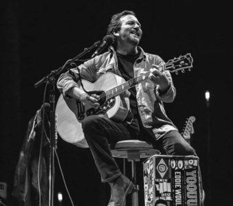 Eddie Vedder | 03/03/2019 Innings Festival, Tempe Beach Park & Arts Park, Tempe, AZ