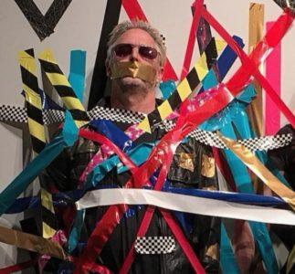Mike McCready   22/03/2019 Infinite Color & Sound: Sway, Winston Wächter Fine Art, Seattle, WA