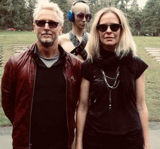 Mike McCready's Infinite Color & Sound art project hits the road