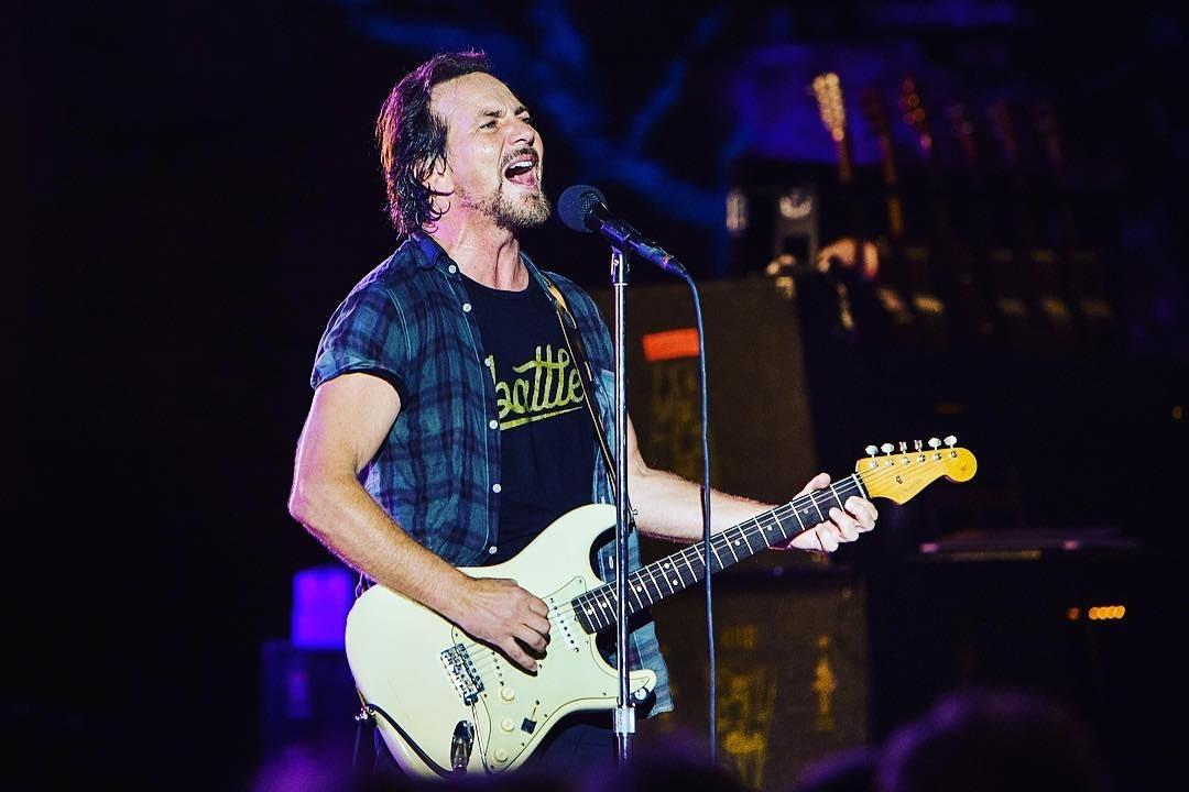 Eddie Vedder announces 2019 European tour dates | PearlJamOnLine it