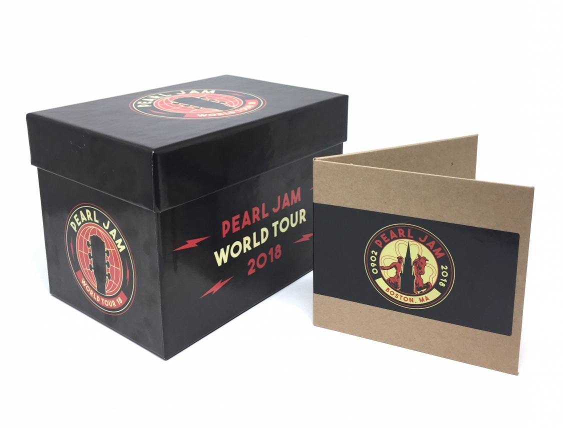 Pearl Jam: 2018 bootleg box set | PearlJamOnLine it