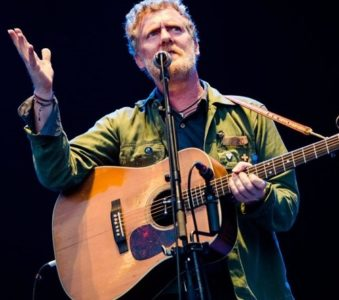 Glen Hansard will join Eddie Vedder as support for a few more European gigs