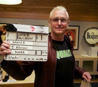 Mike McCready nel nuovo documentario dedicato ai Sonics
