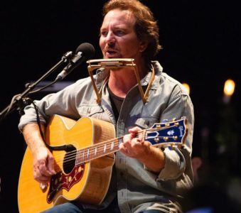 Eddie Vedder   17/06/2019 Collissioni Festival, Barolo, Italia