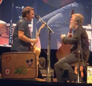 I'll Be Waiting, a new song by Eddie Vedder and Glen Hansard
