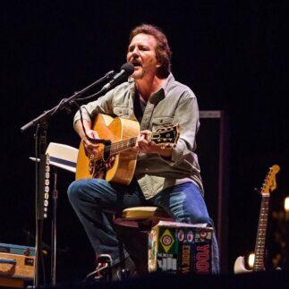 Eddie Vedder | 15/06/2019 Visarno Arena, Firenze Rocks, Firenze, Italia