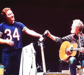 Eddie Vedder   20/06/2019 Altice Arena, Lisbon, Portugal