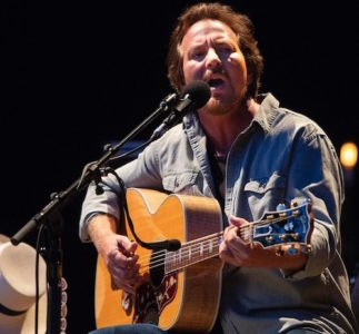 Eddie Vedder | 22/06/2019 WiZink Arena, Madrid, Spain