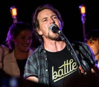 Eddie Vedder live at Collisioni Festival 2019: set times revealed