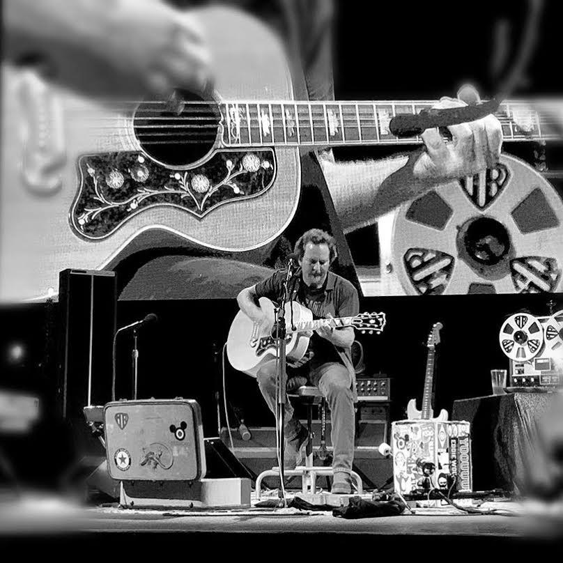Eddie Vedder | 30/06/2019 Mitsubishi Electric Halle, Dusseldorf, Germany