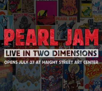 Pearl Jam: Live in Two Dimensions