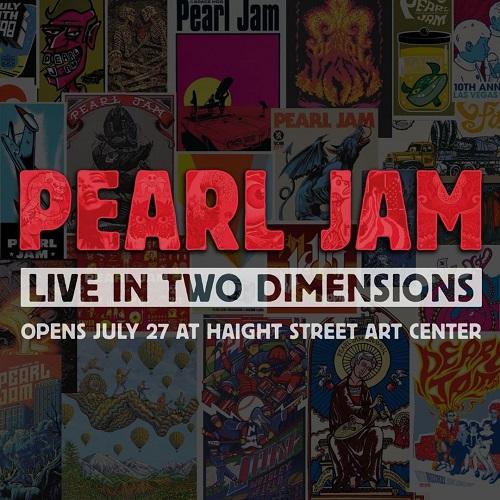 Pearl Jam: Live in Two Dimensions | PearlJamOnLine it