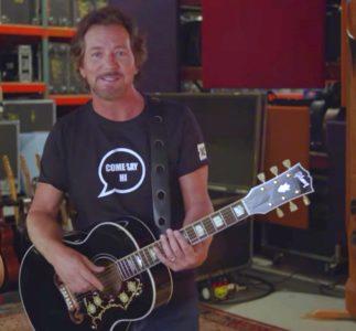 Eddie Vedder | 09/08/2019 The WE Day TV Special (ABC)