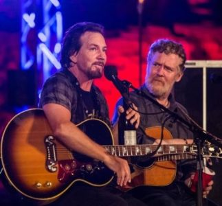 Glen Hansard about the possibility to make a record with Eddie Vedder