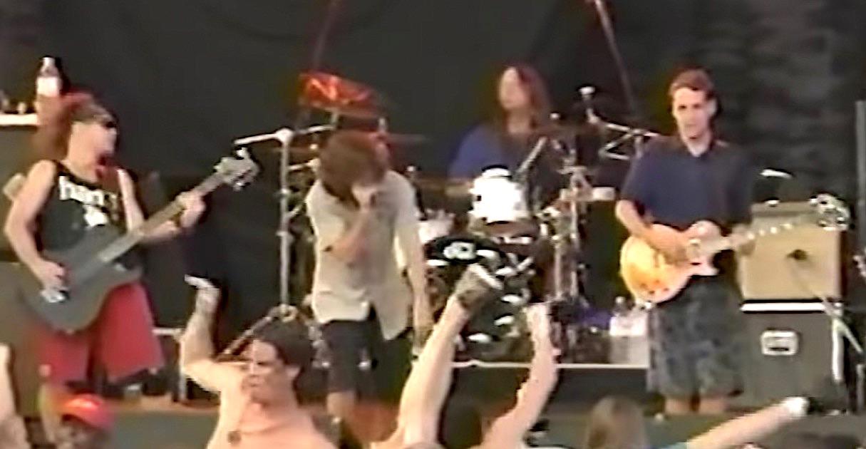 Pearl Jam: Vault #9 | PearlJamOnLine it