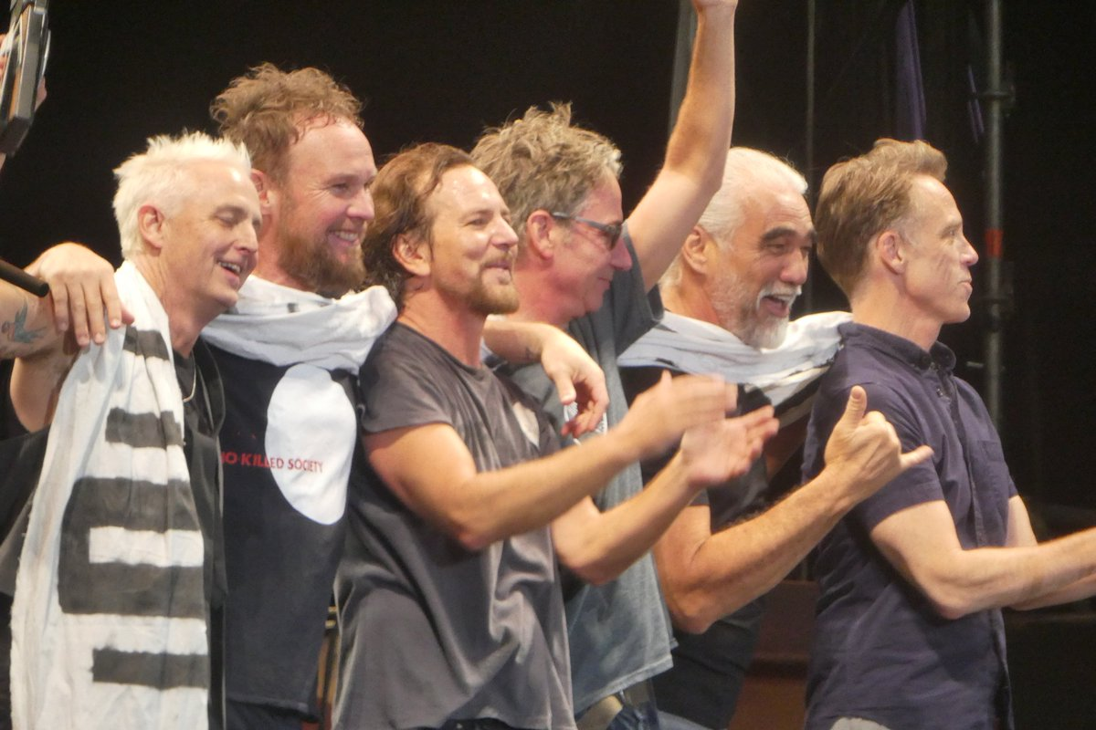 Pearl Jam's new album: everything we know so far