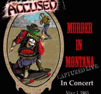 "Jeff Ament presents The Accüsed ""Murder in Montana"""