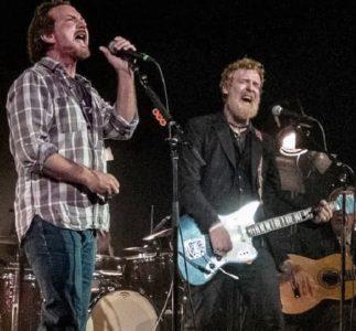 Eddie Vedder | 24/09/2019 The Moore Theatre, Seattle, WA [Glen Hansard]