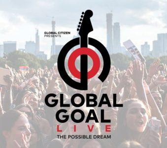 Eddie Vedder parteciperà all'evento Global Goal Live: The Possible Dream