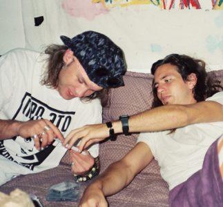 In rete un video inedito di un'intervista del 1993 a Eddie Vedder e Jeff Ament
