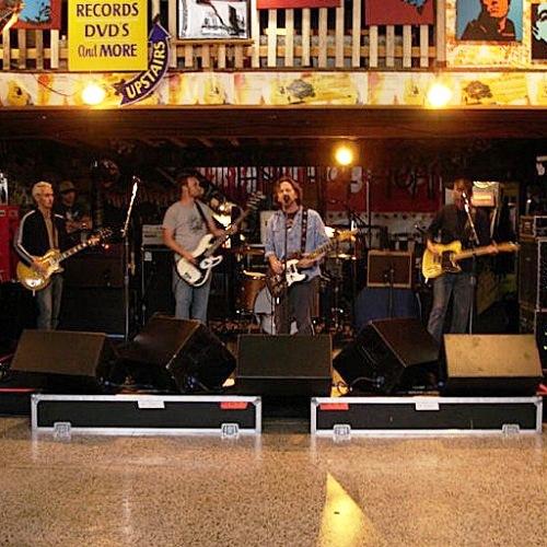 Pearl Jam: Live at Easy Street disponibile sullo store europeo del gruppo
